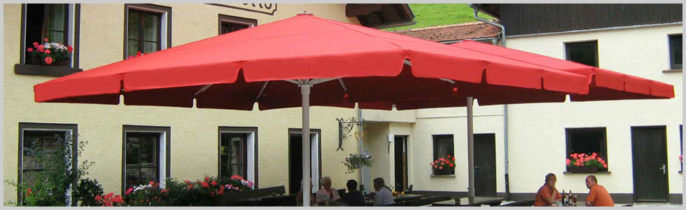 Large Commercial Umbrellas - Large Patio Umbrellas