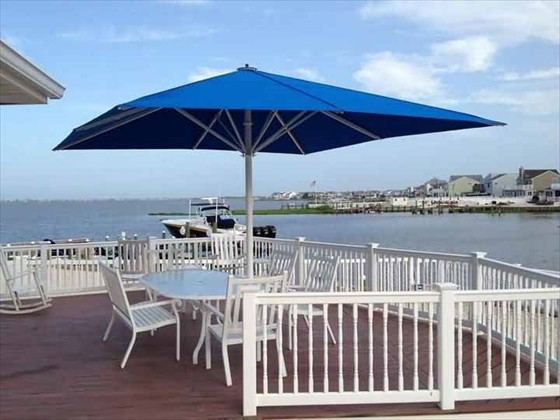 Commercial Patio Umbrella