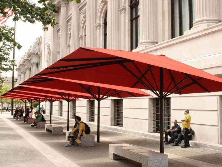 Uhlmann Designer Umbrellas in New York