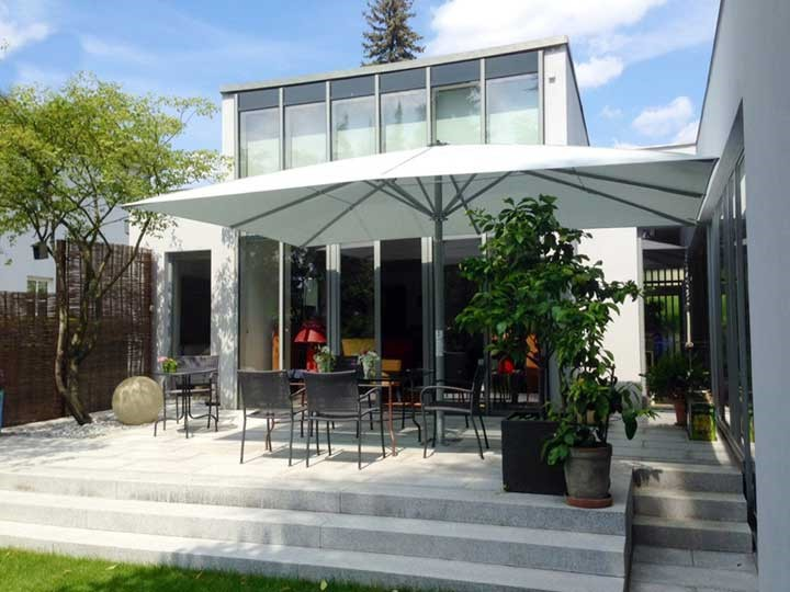 Large Patio Umbrella - Residential - Berlin