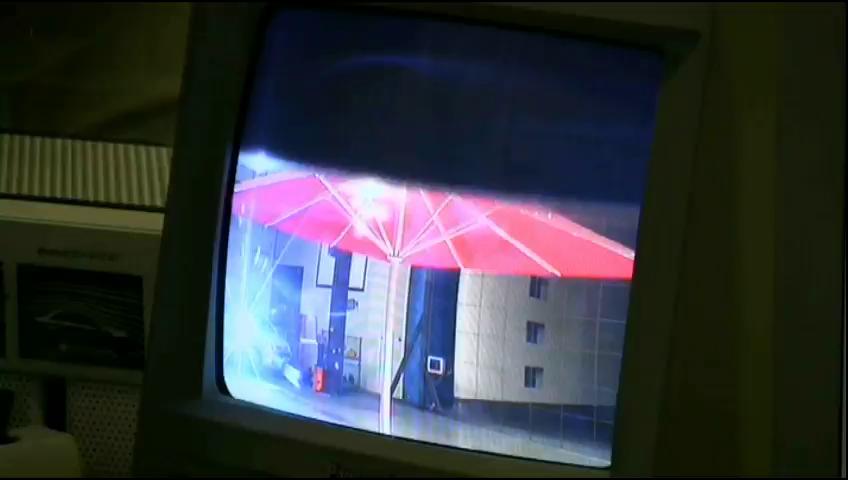 Uhlmann Giant Umbrellas - Wind Tunnel